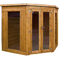 Mercia Corner Summerhouse - 8ft x 8ft