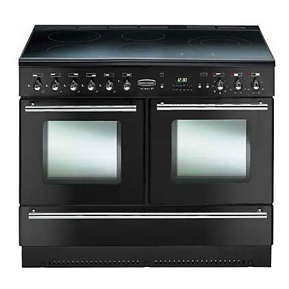 Image for Rangemaster Toledo XT 110 Electric Cooker - Black Gloss from StoreName