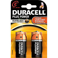 Duracell Power Plus MN1400 C K2 Battery