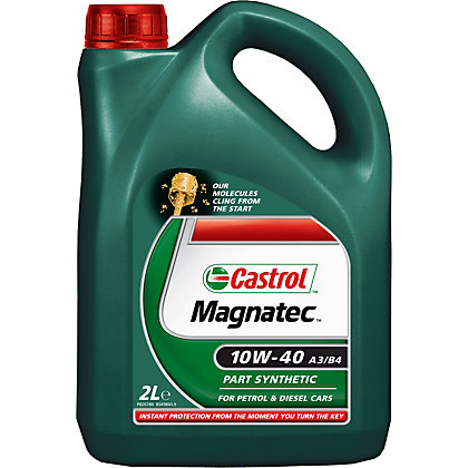 Image for Castrol Magnatec 10w40 A3-B4 - 2L from StoreName