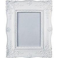 Home of Style Scroll Photo Frame - 5 x 7in