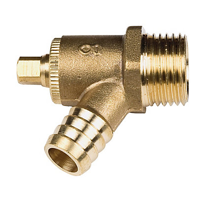Image for Treaded Drain Off Valve - 0.5in from StoreName