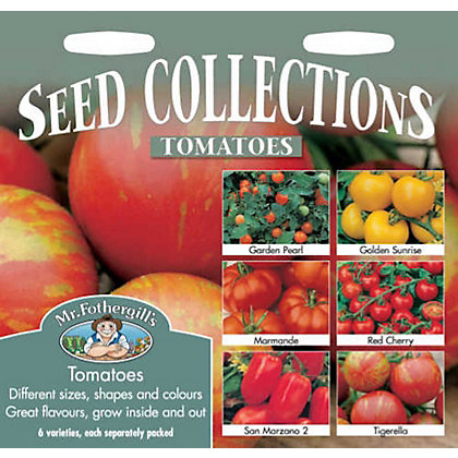 Image for Tomatoes Collection (Lycopersicon Lycopersicum) Seeds from StoreName