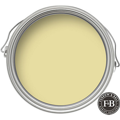 Image for Farrow & Ball Eco No.2 Hound Lemon - Exterior Eggshell Paint - 2.5L from StoreName