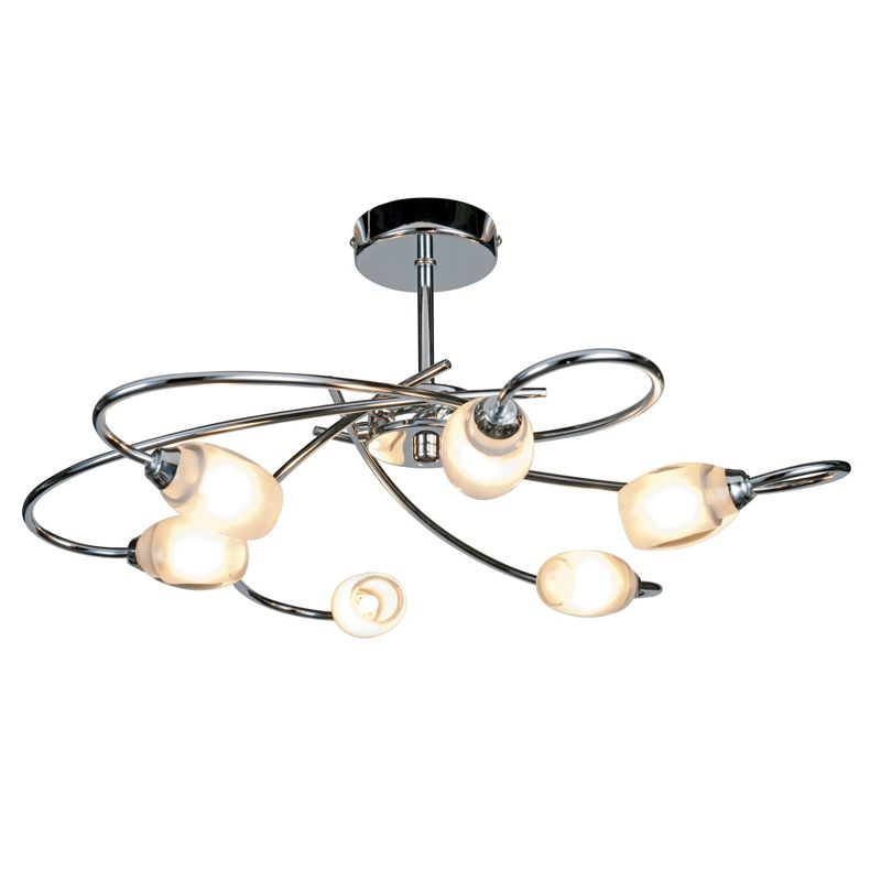 Maxwell 10 Light Fitting Chrome