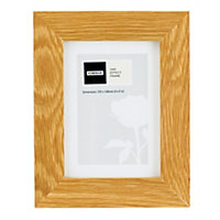Photo Frame - Oak - 4 x 6in