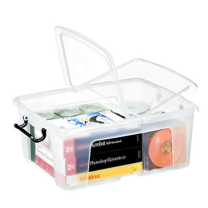 Image for Smart 24L Storage Box from StoreName