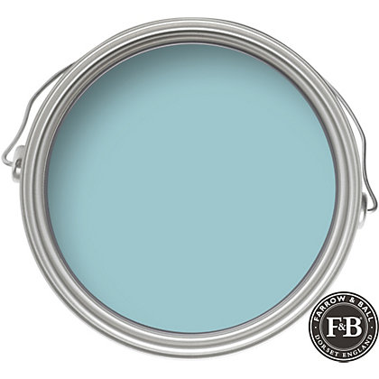 Image for Farrow & Ball Eco No.210 Blue Ground - Full Gloss Paint - 750ml from StoreName