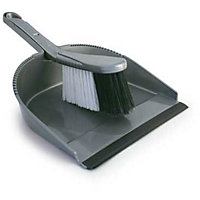 Mercury Dustpan and Brush