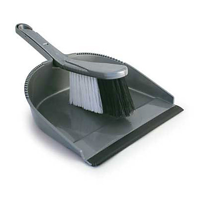 Image for Mercury Dustpan and Brush from StoreName