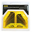 Metric Hex Key Set - 30 Pieces