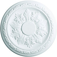 Artex Cavendish Ceiling Rose - 36cm - Small
