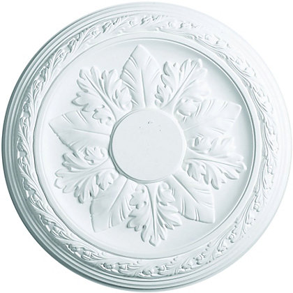 Image for Artex Cavendish Ceiling Rose - 36cm - Small from StoreName