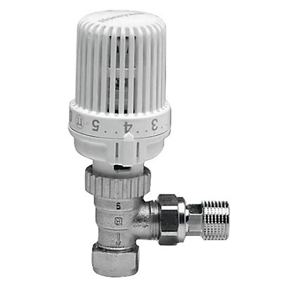 Image for Thermostatic Radiator Valve - 15mm from StoreName