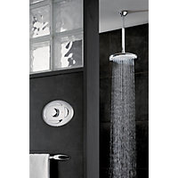 Triton Digital Mixer Shower With Fixed Showerhead - Unpumped