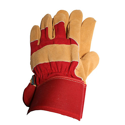 Image for Mens Thermal Line Rigger Gloves from StoreName