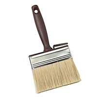 Homebase Performance Shed and Fence Brush - 4in