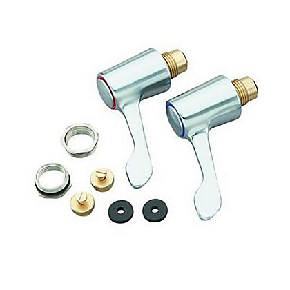 Image for Tap Conversion Kit Basin 1/2inch - Lever from StoreName