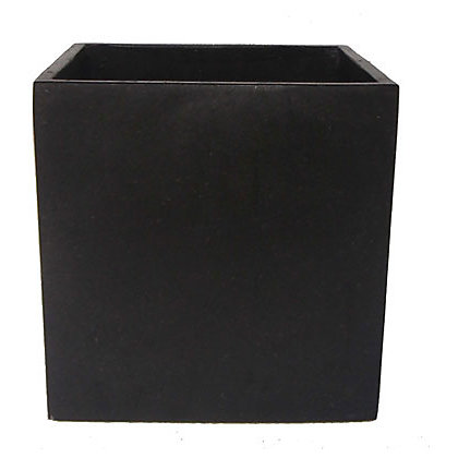 Image for Terrazzo Effect Lite Cube Plant Pot - 40cm from StoreName