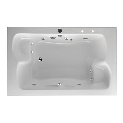 Image for Melbury Double Bath - Gold Whirlpool from StoreName