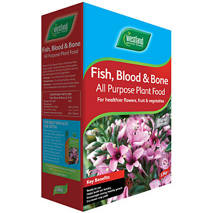 Image for Westland Fish, Blood and Bone - 3.5kg from StoreName