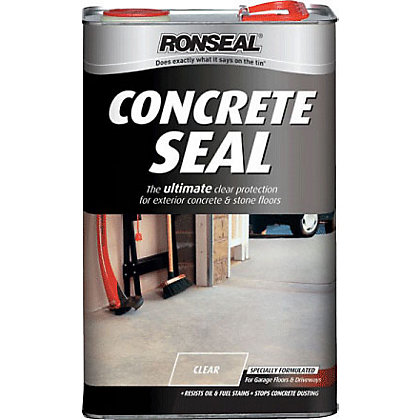 Image for Ronseal - Concrete Seal - 1L from StoreName
