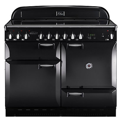 Image for Rangemaster Elan 75180 110cm Electric Ceramic Cooker - Black from StoreName
