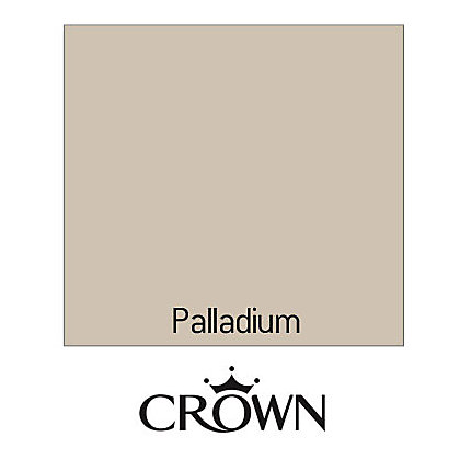 Image for Crown Period Colours Palladium - Flat Matt Emulsion Paint - 40ml Tester from StoreName