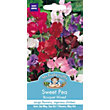 Sweet Pea Bouquet Mixed (Lathyrus Odoratus) Seeds