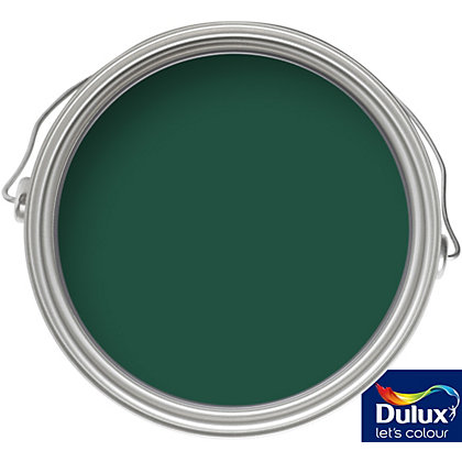 Dulux weathershield highland green exterior gloss paint - Weathershield exterior paint system ...