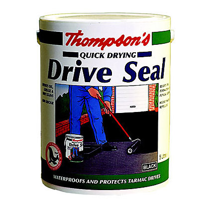 Image for Thompsons Black Quick Drying Drive Seal - 5L from StoreName