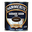 Hammerite Chestnut - Garage Door Enamel Exterior Paint - 750ml