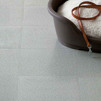 Image for Value Vinyl Tile Grey Speckle - 0.56 sq m per Pack from StoreName