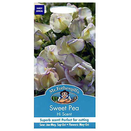 Image for Sweet Pea High Scent (Lathyrus Odoratus) Seeds from StoreName