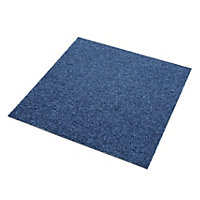 Colour Collection Carpet Tile Ocean - 50 x 50cm