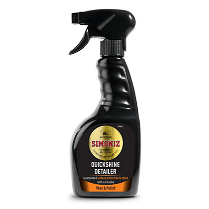 Image for Simoniz Quickshine Detailer - 500ml from StoreName