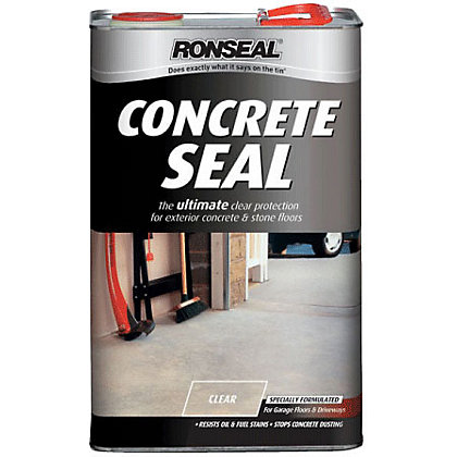 Image for Ronseal - Concrete Seal - 5L from StoreName