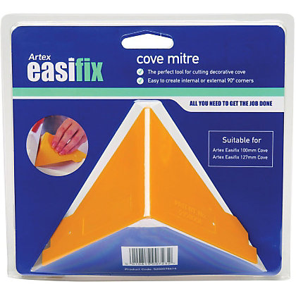 Image for Artex Easifix Cove Mitre from StoreName