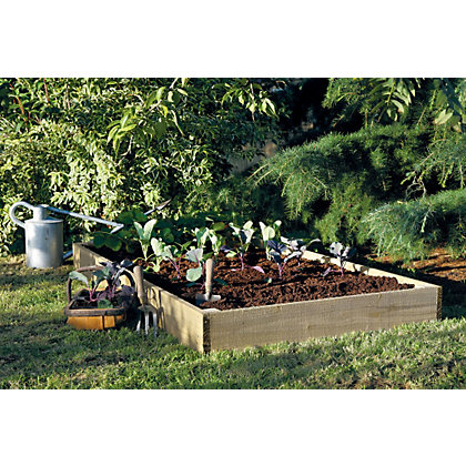 Image for Raised Bed - 1.8 x 0.914m from StoreName