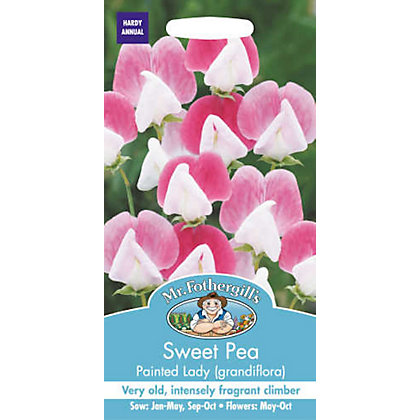 Image for Sweet Pea Painted Lady (Grandiflora) Seeds from StoreName