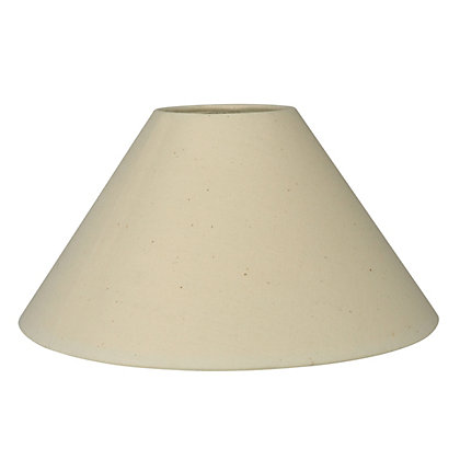 Image for Coolie Lampshade - Natural - 25cm from StoreName