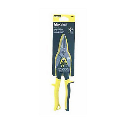 Image for Stanley Aviation Snips - Straight - 250mm from StoreName