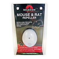 Beacon Mouse and Rat Repeller - 46sq m range