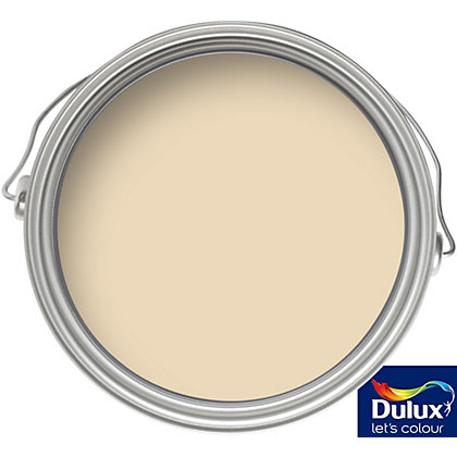 Image for Dulux Ivory - Matt Emulsion Paint - 50ml Tester from StoreName