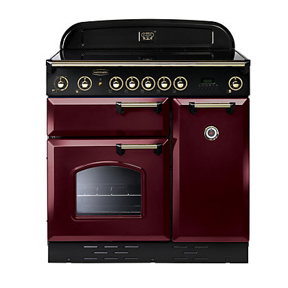 Image for Rangemaster Classic 8769 90cm Electric Induction Cooker - Purple from StoreName