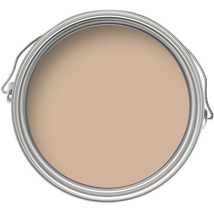 Image for Home of Colour Pecan - Silk Emulsion Paint - 2.5L from StoreName