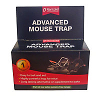Rentokil Mouse Trap Advanced