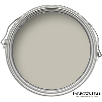 Image for Farrow & Ball Estate No.5 Hardwick White - Matt Emulsion Paint - 2.5L from StoreName