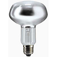 Homebase Clear Spotlight Bulb 100w ES - 1 Pack