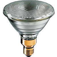 Homebase PAR38 Spotlight Bulb 80w ES - 1 Pack